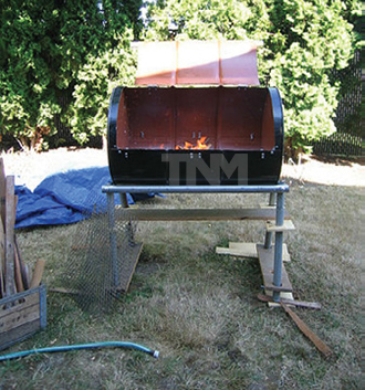 How To Build Your Own Bbq Barrel Tnm