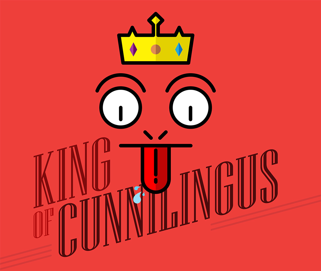 Use cunnilingus in a sentence