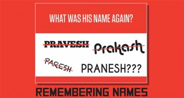 Remembering-names