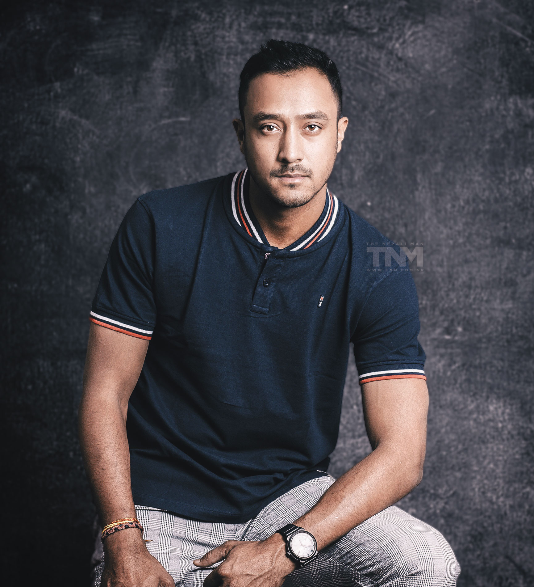 Paras Khadka Captain Of The Nepalese Cricket Team Man With 20 Tendencies Tshirt Great Again Hitam M 6