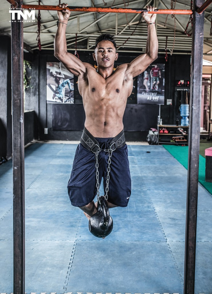CALISTHENICS training with your body weight | TNM